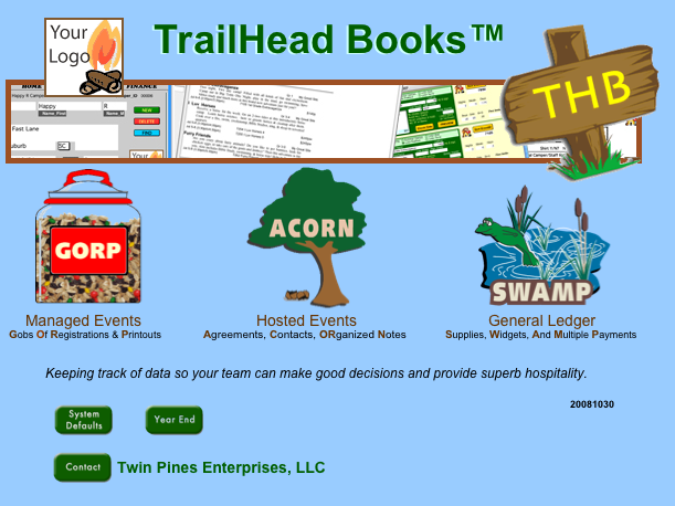 TrailHead Books splash